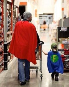superdad and son